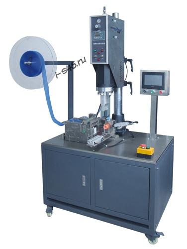 Автоматическая скин-упаковочная установка для ультразвуковой сварки резиновых бигуди