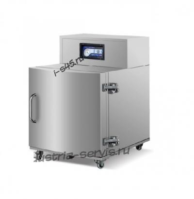 Вертикальная однокамерная вакуум-упаковочная машина DZ-600LD в %current_city_gde%