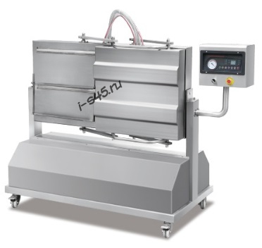 Вакуумная упаковочная машина с вертикальной камерой DZ-500I/600I в %current_city_gde%