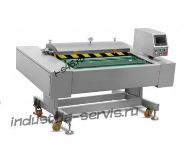 Автоматическая вакуумная упаковочная машина с ленточным конвейером DZ-1000/1100 SD в %current_city_gde%