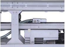 Автоматический запайщик лотков ZKM-550M, ZKM-650M с функцией вакуума или инертного газа